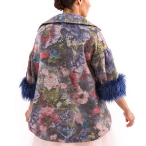 MADAME PAPILLON Jacket - Italian Wool
